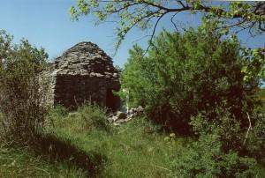 Cabane du Darbousset.