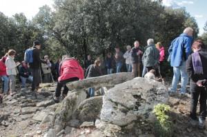 Présentation du dolmen n°5
