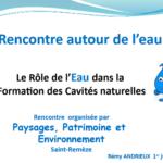 Présentation de R. Andrieux